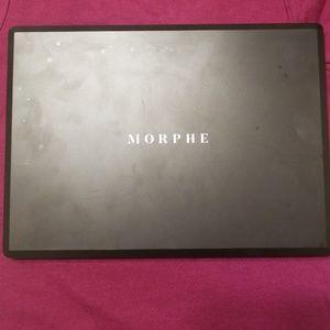 Morphe Makeup - Morphe 35F pallet, Fall Into Frost